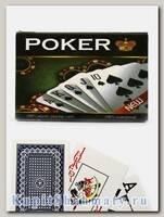 Карты «Poker» вскрытая упаковка