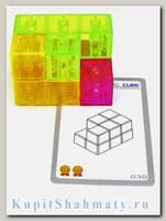 Головоломка «Магический магнитный куб»