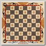 Шахматы резные «Герб России» малые